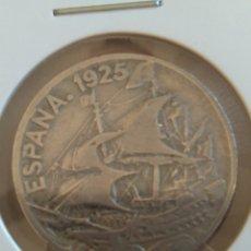 Monedas de España: 25 CENTIMOS DE 1925. Lote 151065540