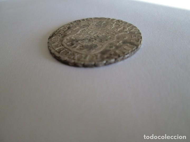 Monedas de España: FERNANDO VI * 4 REALES 1756 GUATEMALA J * PLATA - Foto 3 - 150846198