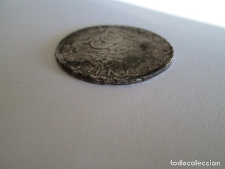 Monedas de España: FERNANDO VI * 4 REALES 1756 GUATEMALA J * PLATA - Foto 4 - 150846198