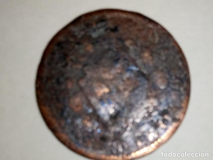 Monedas de España: 7 MONEDAS DE COBRE. 6 DE 1.870 - 1 DE 1.937 (REGULAR ESTADO). VARIAS FOTOS Y DESCRIPCION. - Foto 10 - 151209366