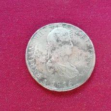 Monedas de España: 8 REALES DE PLATA. 1815. POTOSÍ. RARA. Lote 151548518