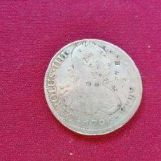 Monedas de España: 8 REALES DE PLATA. 1794. RESELLOS CHINOS. Lote 151548722