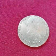 Monedas de España: 8 REALES DE PLATA. 1813. LIMA. Lote 151548986