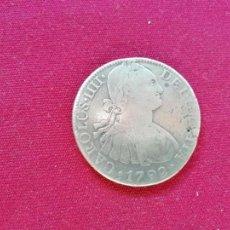 Monedas de España: 8 REALES DE PLATA. 1792. Lote 151549178
