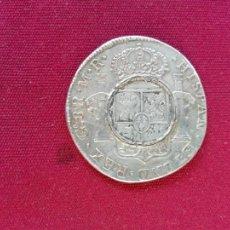 Monedas de España: RARO 8 REALES DE PLATA. 1814 GUADALAJARA. RESTOS SOLDADURA ANTIGUA. Lote 151549730