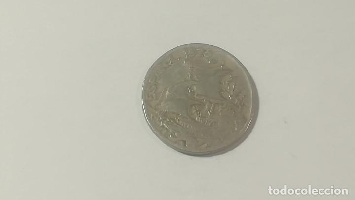 Monedas de España: 25 céntimos. Alfonso XIII. 1925 - Foto 2 - 151574430