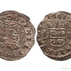 Monedas de España: FELIPE IV, 8 MARAVEDIS DE TRUJILLO 1663 - 20 MM / 2,21 GR.. Lote 152063574