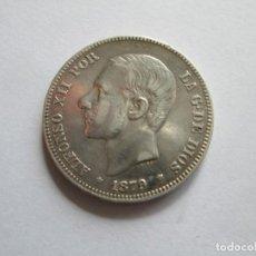 Monedas de España: ALFONSO XII * 2 PESETAS 1879*79 EM M * PLATA. Lote 152220162