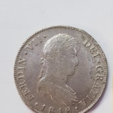 Monedas de España: FERNANDO VII 1818/ 8 REALES GUATEMALA M. Lote 153143082
