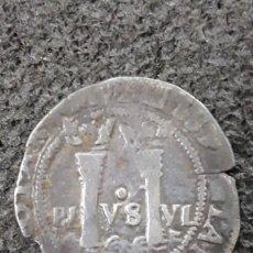 Monedas de España: 1 REAL CARLOS Y JUANA (1504-1556) MÉXICO, ENSAYADOR O. Lote 153363694
