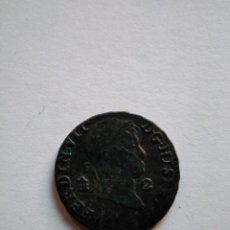 Monedas de España: MONEDA DE 2 MARAVEDÍS, FERNANDO VII 18..., SEGOVIA. Lote 153472430