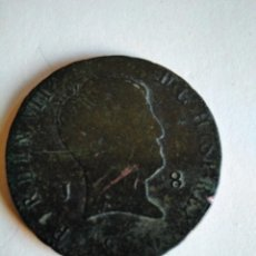 Monedas de España: MONEDA DE 8 MARAVEDÍS, FERNANDO VII 1826, JUBIA. Lote 153474130