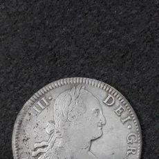 Monedas de España: CARLOS IV (1788-1808) 8 REALES DE PLATA, MEXICO, 1796. Lote 154006738