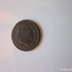 Monedas de España: DOS MARAVEDÍS DE FERNANDO VII. 1818. SEGOVIA.. Lote 155367734