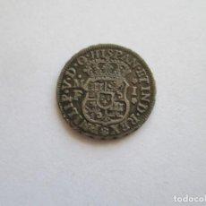 Monedas de España: FELIPE V * 1 REAL 1740 MEXICO MF * PLATA. Lote 156681050