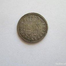 Monedas de España: FELIPE V * 1 REAL 1718 CUENCA JJ * PLATA. Lote 156682622