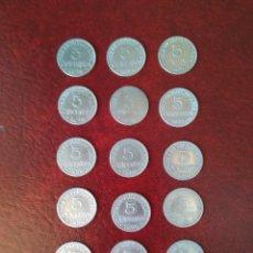 Monedas de España: 5 CENTIMOS PUERTO RICO 1896. Lote 156995514