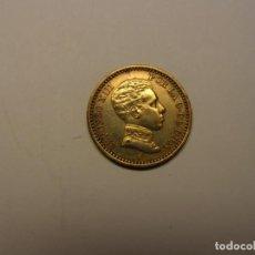 Monedas de España: MONEDA DE 2 CÉNTIMOS, ALFONSO XIII, AÑO 1905. Lote 158026486