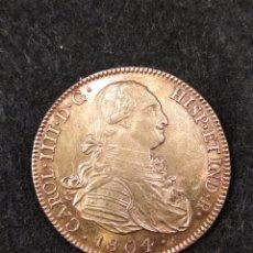 Monedas de España: MONEDAS ESPAÑOLA DE ORO CARLOS IV/ IIII. 8 ESCUDOS. 1804.. Lote 158970922