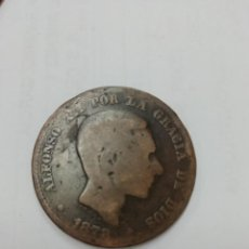 Monedas de España: MONEDA ALFONSO XII 1878. Lote 159032550