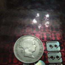 Monedas de España: MONEDA 20 REALES. Lote 159155230