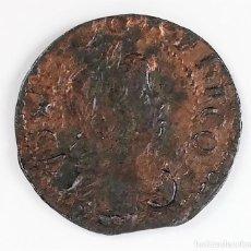 Monedas de España: 1 SEISENO LUIS XIV. BARCELONA 1646. Lote 159369062