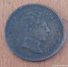 Monedas de España: MONEDA ALFONSO XIII 1905 DOS CENTIMOS. Lote 160238914
