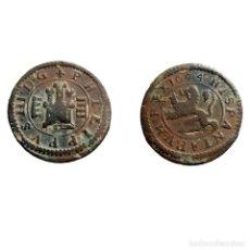 Monedas de España: FELIPE III, IIII MARAVEDIS. SEGOVIA. 1604.(144-LM). Lote 160386078