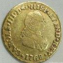 Monedas de España: 2 ESCUDOS DE ORO CARLOS III, 1768 POPAYAN ( PN )( J ) !! MUY ESCASA BUENA PIEZA 6,60 GRS !!. Lote 160664886