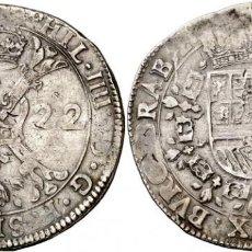 Monedas de España: 1 PATAGON FELIPE IV 1622 AMBERES. Lote 161291154
