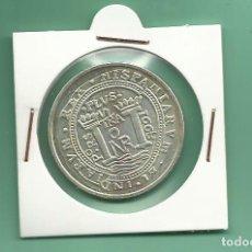 Monedas de España: REPLICA DE LA FNMT.8 REALES 1668. CARLOS II.NUEVO REINO. Lote 207985703
