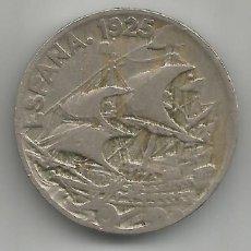 Monedas de España: 25 CÉNTIMOS 1925. Lote 161943334
