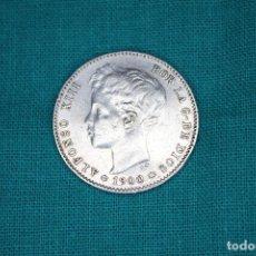 Monedas de España: ESPAÑA ALFONSO XII 1900 ESTRELLAS 19-00 SM V MBC R 3157. Lote 163302802