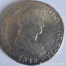 Monedas de España: FERNANDO VII 1818 / 8 REALES POTOSI. Lote 164888330