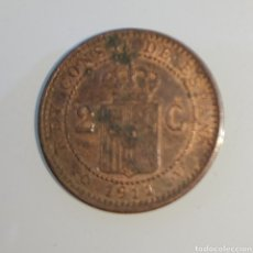 Monedas de España: 2 CÉNTIMOS ALFONSO XIII, 1911. Lote 164958821