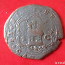 Monedas de España: REYES CATOLICOS. 4 MARAVEDIES CUENCA. #MN. Lote 165015042