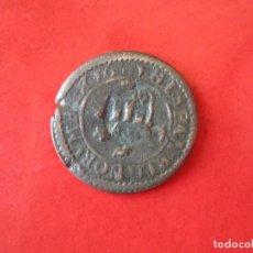 Monedas de España: FELIPE III. 4 MARAVEDIES 1601. CUENCA. RESELLADO. Lote 165033582