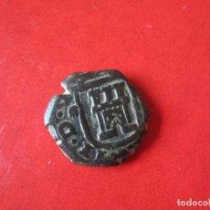 Monedas de España: CARLOS II. 2 MARAVEDIES. 1684 CORUÑA. Lote 165112454