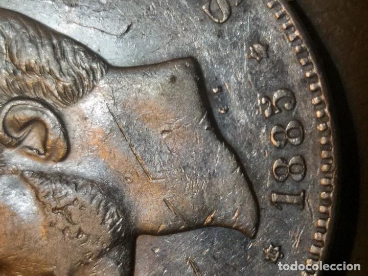 Monedas de España: ALFONSO XII. 5 PESETAS. MADRID MSM. 1885 *18-87 PLATA - Foto 2 - 165866310