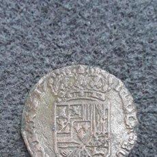 Monedas de España: FELIPE V. 1 LIARD 1710. CECA NAMUR (BÉLGICA). Lote 166107182