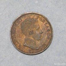 Monedas de España: MONEDA. ALFONSO XIII. 1 CENTIMO. 1906. Lote 167512380