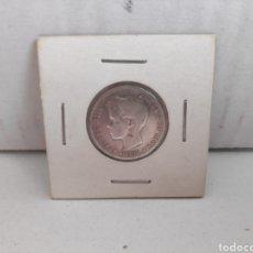 Monedas de España: MONEDA DE UNA PESETA DE PLATA. AÑO 1900. ALFONSO XIII. Lote 167940328