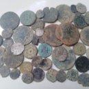 Monedas de España: LOTE 50 MONEDAS DE TODAS LAS EPOCAS. Lote 168228025