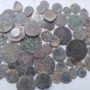 Monedas de España: LOTE 65 MONEDAS DE TODAS LAS EPOCAS. Lote 168295548