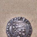 Monedas de España: MUY BONITO REAL DE BURGOS REYES CATÓLICOS CURIOSA LEYENDA. Lote 168360841