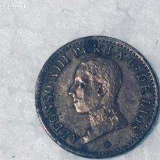Monedas de España: MONEDA ALFONSO XIII ORIGINAL ANTIGUO RV150. Lote 168693476
