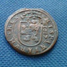 Monedas de España: 8 MARAVEDIS FELIPE LLL 1617. Lote 168861234