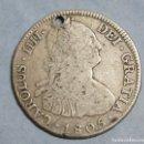 Monedas de España: MONEDA. 4 REALES. CARLOS IIII. ESPAÑA. CECA POTOSI. PLATA. Lote 169053360