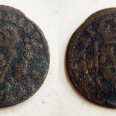 Monedas de España: MONEDA DE FELIPE V SEISENO 1711 VALENCIA. Lote 169342872