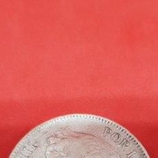Monedas de España: 5 PESETAS ALFONSO XIII PLATA 1896 PGV (*18-*96) CADETE. Lote 169922240